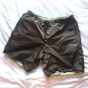 PRADA Mens Reversible Swim Trunks Shirts 50 L
